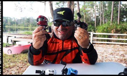 Guide to Fishing Reel Gear Ratios | Kaptain's Korner Ep. 2 Ft. SawgrassBassin
