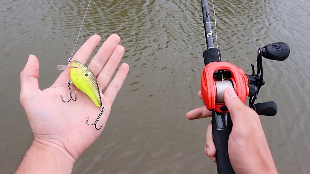 How To Fish Crankbaits (Bass Fishing Tips) - Angler HQ
