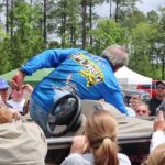 Monster Catfish at Lake Sam Rayburn Shocks The Big Bass Splash Crowd