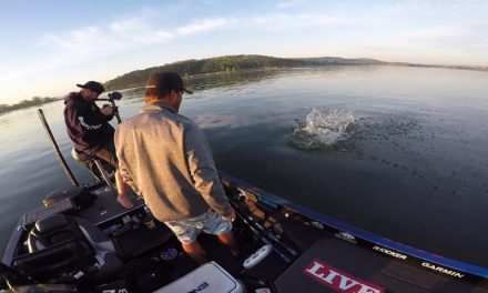 Lunkers TV – THATS NOT A BASS!!