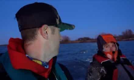 LakeForkGuy – Very Risky Boat Ride