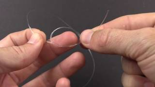Salt Strong | – 3 Turn Surgeon Knot for Line-to-Line Connections [Quick & Strong]