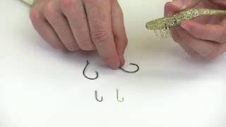 """Salt Strong   – Fishing Hooks Sizes & Types Overview for """"Take Kids Fishing"""" Online Course"""