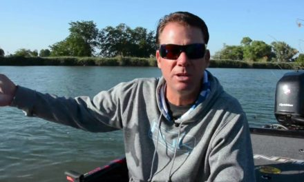 KEVIN VANDAM ON GPS MAPPING NEW WATER