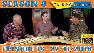 Talking Fishing S08E16 27 Nov 18