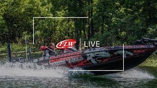 FLW Live Coverage | Lake Sam Rayburn | Day 3