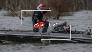 FLW Live Coverage   Sam Rayburn   Day 4 (postponed)