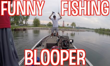 Flair – Funny Fishing Blooper!!! (6 POUND BASS LOST)