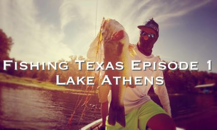 Lunkers TV – Bass Fishing Texas Episode 1 – Lake Athens