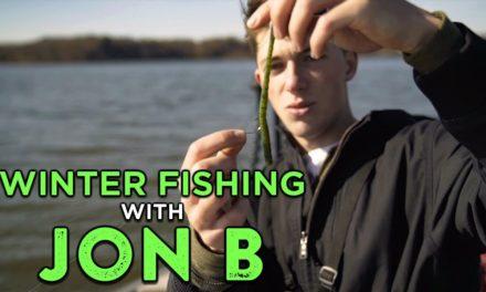 Bass Fishing with Jerkbaits & the Neko Rig ft. JON B