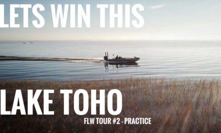 Scott Martin Pro Tips – LETS WIN THIS! Lake Toho – FLW Tour #2 Practice