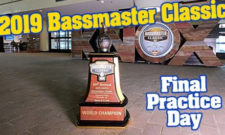 2019 Bassmaster Classic – Welcome to Knoxville – KVD, Iaconelli, Powroznik and Aaron Martens