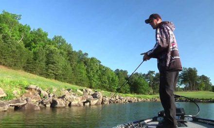 Aaron Martens Fishing The Megabass Ito 110 Magnum SP – Tackle Warehouse VLOG #159