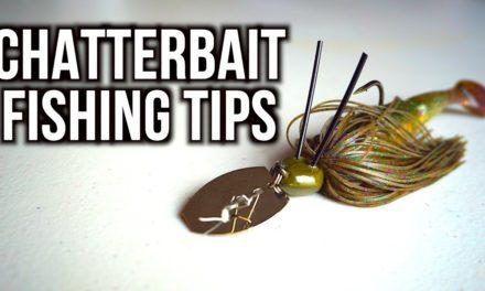 Flair – Chatterbait Fishing Tips – Bass Fishing Seminar