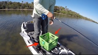 Salt Strong | – Fly Fishing From A Kayak: Fly Line Tips & Tricks