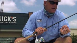 Winter Speckled Trout Fishing Tackle Setup for Charlotte Harbor