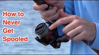 Salt Strong   – How to NEVER Get Spooled by a Monster Fish!