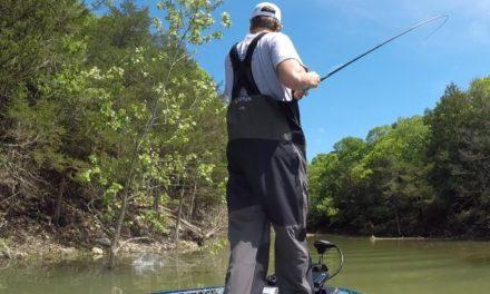 Smashing Table Rock Lake Bass! FLW Costa Practice part 1