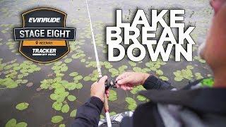 MajorLeagueFishing – Lake Breakdown with Marty Stone – Lake Butte des Morts