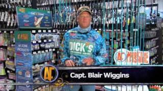 Louisiana Redfish Baitcaster Rod and Reel Fishing Setup