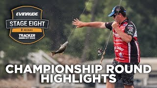 MajorLeagueFishing – Bass Pro Tour | Stage Eight | Championship Round Highlights