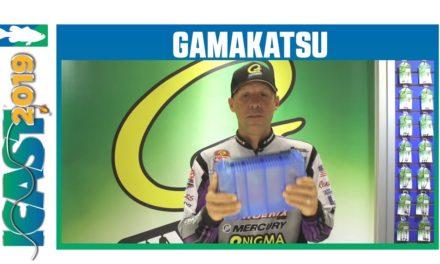 Gamakatsu G-Box Utility Case 3500-Deep with Aaron Martens   iCast 2019