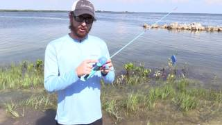 Salt Strong | – How To Cast Push Button Fishing Reels For Kids