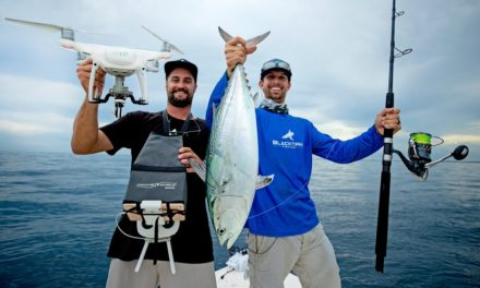 BlacktipH – Using New Drone Technology to Catch Fish