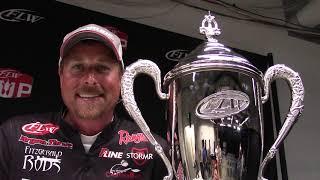 2019 FLW Cup Champion Bryan Thrift