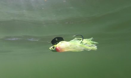 BLADED JIGS (PT. 2) | What Your Lures Look & Sound Like Underwater