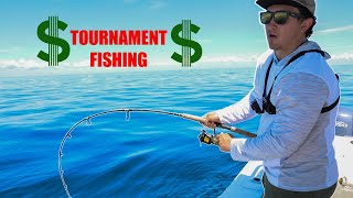 Lawson Lindsey – Fishing My First Offshore Saltwater Fishing Tournament