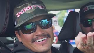 Bassmaster – Toyota Talks with the Zaldaingerous one