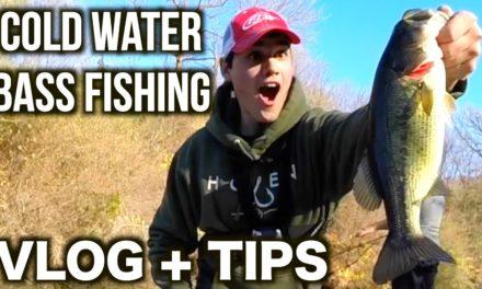 Flair – Cold Water Bass Fishing VLOG + TIPS