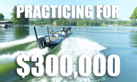 Scott Martin Pro Tips – Practicing for $300,000 – FLW Tour FWC Practice