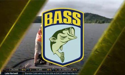 Bassmaster – 2019 Bassmaster LIVE at Lake Guntersville – Saturday