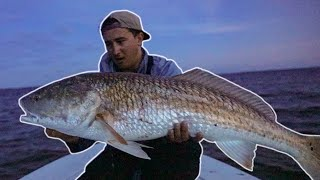 Lawson Lindsey – MONSTER REDFISH ON TOPWATER + Shattering TWO PB's in Under an Hour!