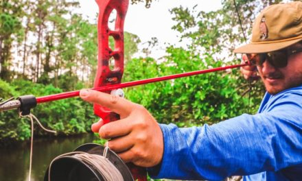 Lawson Lindsey – First Time BowFishing (Catch and Cook)+ Testing Cheap Bowfishing Setup