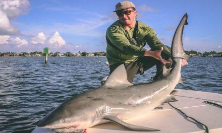 Lawson Lindsey – Huge Shark Crushes Giant Topwater Inshore || Monster Hunter I