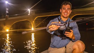 Lawson Lindsey – The Craziest Night Fishing Session Ever! (Fish Were Literally Jumping in the Boat)