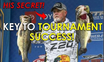 #1 Reason You Don't Win Tournaments | Bass Fishing Insights From Rick Clunn