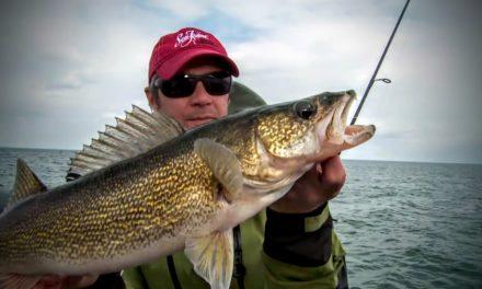 Big Water Walleye – Angling Edge TV