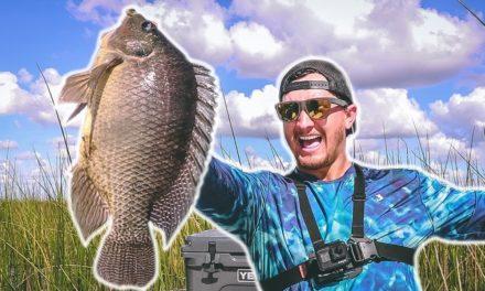 Lawson Lindsey – BowFishing For GIANT Tilapia on Lake Okeechobee