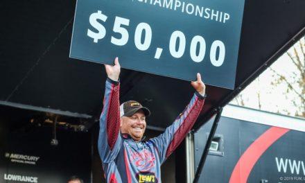 Costa FLW Series Championship | Winning Moment