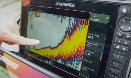 How to set up Lowrance LiveSight