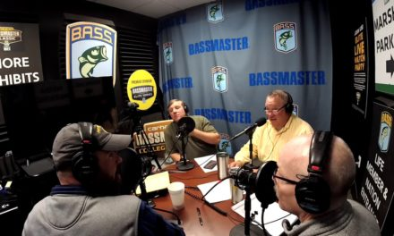 Bassmaster – Inside Bassmaster Live with Jon Stewart and Hank Weldon