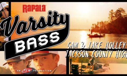 Rapala Varsity Bass Episode 4: Sam & Jake Holley // Jackson County High on Lake Lanier