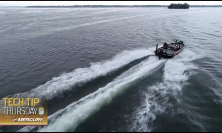 Bassmaster – Tech Tip Thursday: How Cliff Prince manages fuel consumption with Mercury