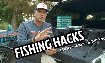 Scott Martin Pro Tips – Fishing Hacks I Didn't Want To Tell You!