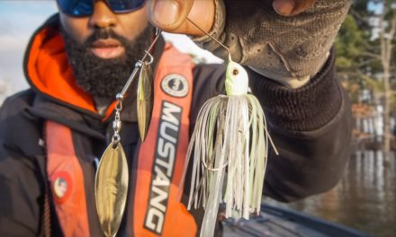 B. Lat Goes Deep on Spinnerbaits for Bass