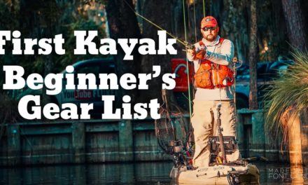 FlukeMaster – Beginner Kayak Fishing – The Gear You Need to Get Started – Buyers Guide